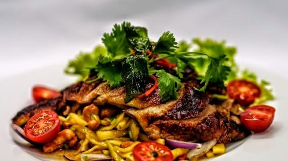 Basil & Lime - Thai